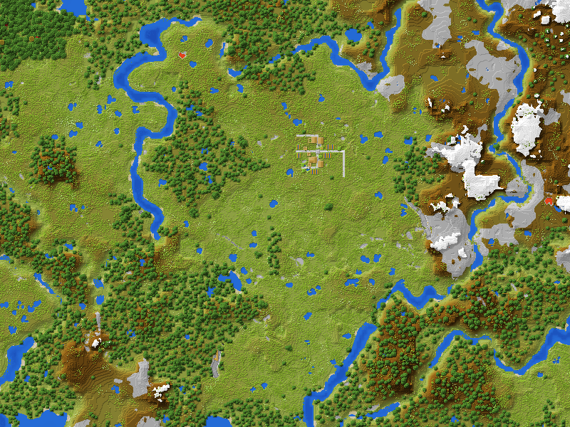 Unmined Minecraft Mapper